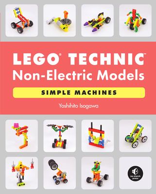 Lego Technic Non-Electric Models: Simple Machines-cover