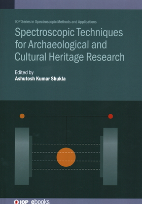 Spectroscopic Techniques for Archaeological and Cultural Heritage Research-cover