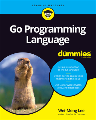 Go Programming Language for Dummies-cover