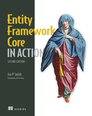 Entity Framework Core in Action, Second Edition-cover