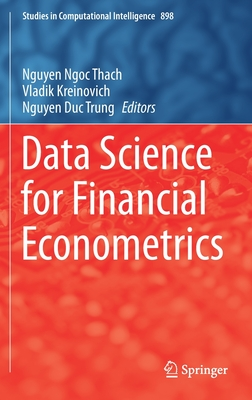 Data Science for Financial Econometrics-cover
