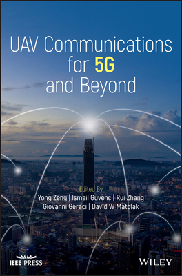 Uav Communications for 5g and Beyond-cover