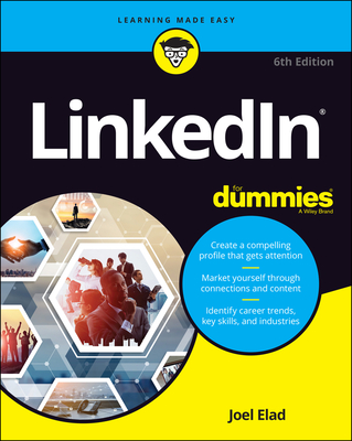 Linkedin for Dummies-cover
