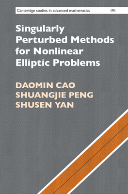 Singularly Perturbed Methods for Nonlinear Elliptic Problems-cover