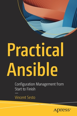 Practical Ansible: Configuration Management from Start to Finish-cover