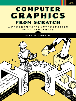 Computer Graphics from Scratch: A Programmer's Introduction to 3D Rendering-cover