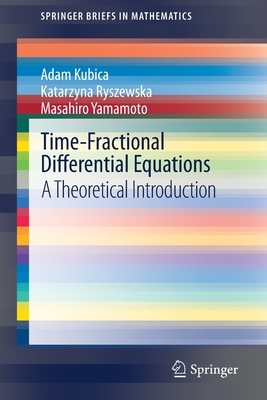 Time-Fractional Differential Equations: A Theoretical Introduction-cover