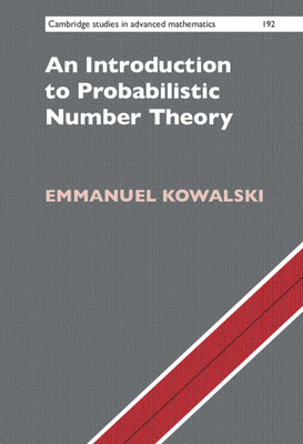 An Introduction to Probabilistic Number Theory-cover