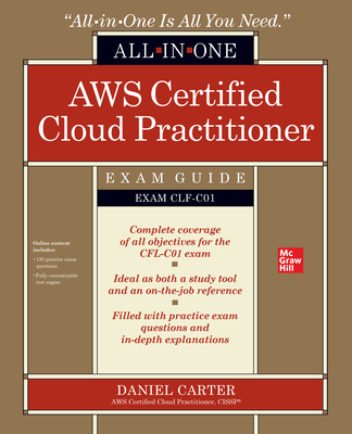 Aws Certified Cloud Practitioner All-In-One Exam Guide (Exam Clf-C01)-cover