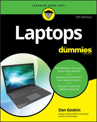 Laptops for Dummies-cover