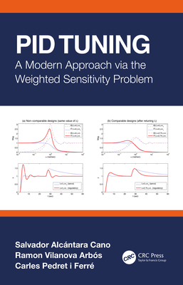 PID Tuning: A Modern Approach via the Weighted Sensitivity Problem-cover