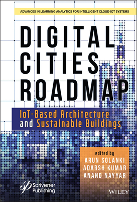 Digital Cities Roadmap: Iot-Based Architecture and Sustainable Buildings-cover