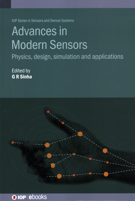 Advances in Modern Sensors: Physics, design, simulation and applications-cover
