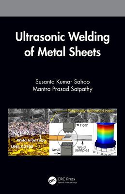 Ultrasonic Welding of Metal Sheets-cover