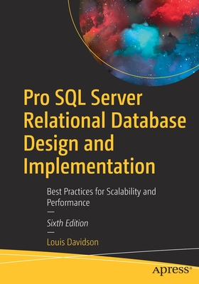 Pro SQL Server Relational Database Design and Implementation: Best Practices for Scalability and Performance-cover