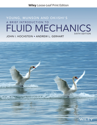 Young, Munson and Okiishi's a Brief Introduction to Fluid Mechanics-cover