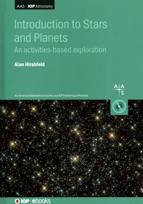 Introduction to Stars and Planets: An activities-based exploration-cover