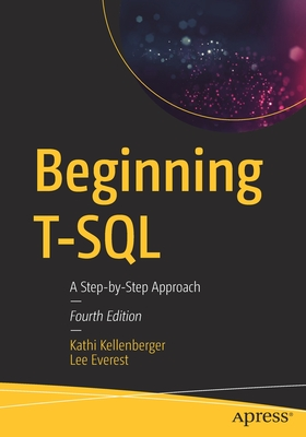 Beginning T-SQL: A Step-By-Step Approach-cover