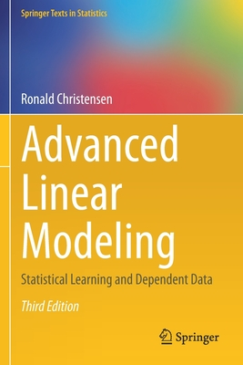 Advanced Linear Modeling: Statistical Learning and Dependent Data-cover