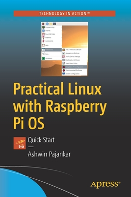 Practical Linux with Raspberry Pi OS: Quick Start-cover