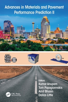 Advances in Materials and Pavement Performance Prediction II: Contributions to the 2nd International Conference on Advances in Materials and Pavement-cover