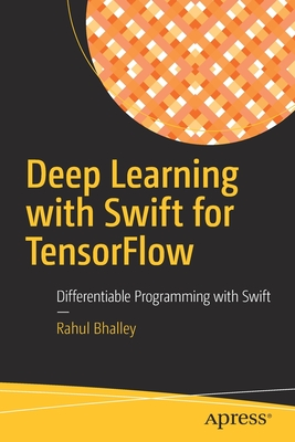 Deep Learning with Swift for Tensorflow: Differentiable Programming with Swift-cover