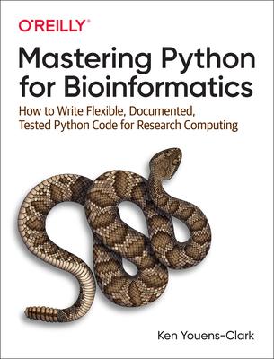 Mastering Python for Bioinformatics-cover