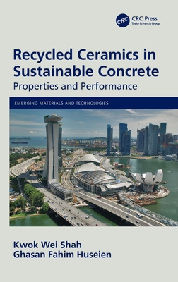 Recycled Ceramics in Sustainable Concrete: Properties and Performance-cover