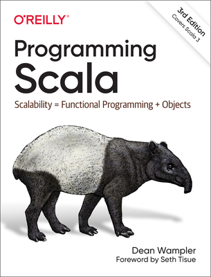 Programming Scala: Scalability = Functional Programming + Objects 3/e-cover