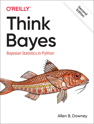 Think Bayes: Bayesian Statistics in Python-cover