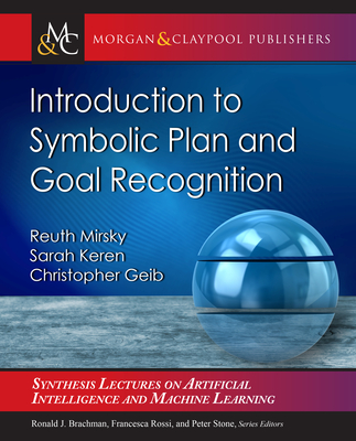 Introduction to Symbolic Plan and Goal Recognition-cover