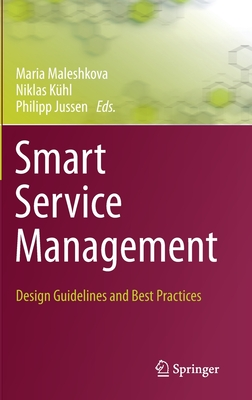 Smart Service Management: Design Guidelines and Best Practices-cover