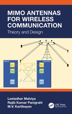 MIMO Antennas for Wireless Communication: Theory and Design-cover