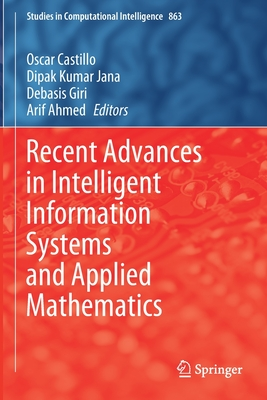Recent Advances in Intelligent Information Systems and Applied Mathematics-cover