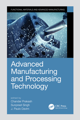 Advanced Manufacturing and Processing Technology-cover