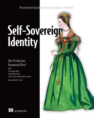 Self-Sovereign Identity: Decentralized Digital Identity and Verifiable Credentials-cover