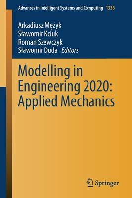 Modelling in Engineering 2020: Applied Mechanics-cover