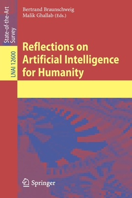 Reflections on Artificial Intelligence for Humanity-cover