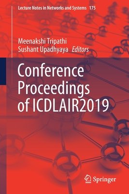 Conference Proceedings of Icdlair2019-cover