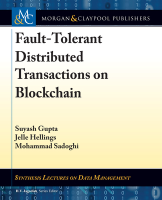Fault-Tolerant Distributed Transactions on Blockchain-cover
