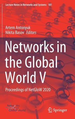 Networks in the Global World V: Proceedings of Netglow 2020-cover