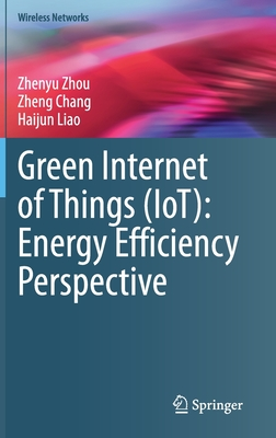 Green Internet of Things (Iot): Energy Efficiency Perspective-cover
