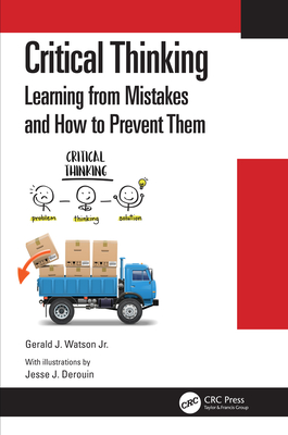 Critical Thinking: Learning from Mistakes and How to Prevent Them-cover