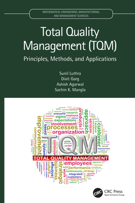 Total Quality Management (Tqm): Principles, Methods, and Applications-cover