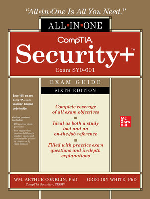 Comptia Security+ All-In-One Exam Guide, Sixth Edition (Exam Sy0-601))-cover