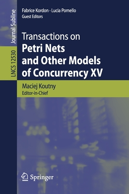 Transactions on Petri Nets and Other Models of Concurrency XV-cover