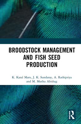 Broodstock Management and Fish Seed Production-cover