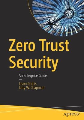 Zero Trust Security: An Enterprise Guide-cover