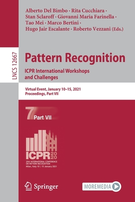Pattern Recognition. Icpr International Workshops and Challenges: Virtual Event, January 10-15, 2021, Proceedings, Part VII-cover