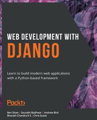 Web Development with Django-cover
